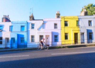 Row Houses, Cambridge Road