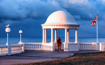 King George V Colonnade, Bexhill-on-Sea