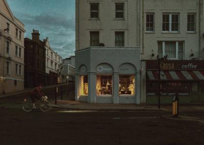Before Dawn, London Road