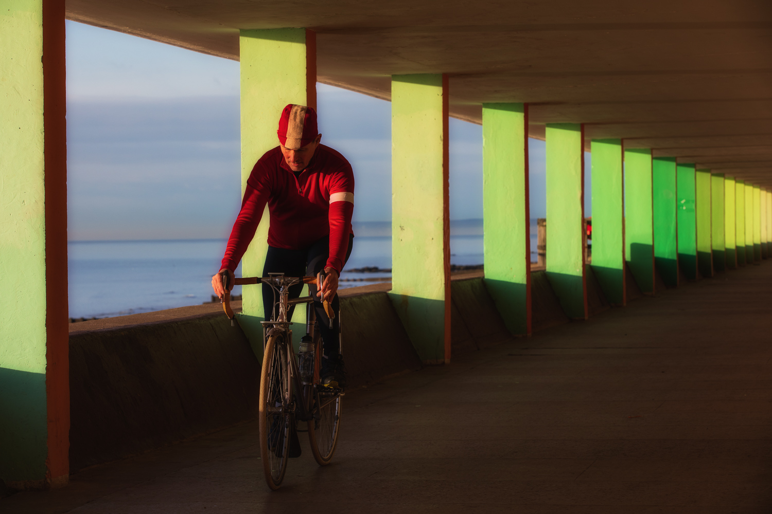 Cycling in Sussex - Hastings
