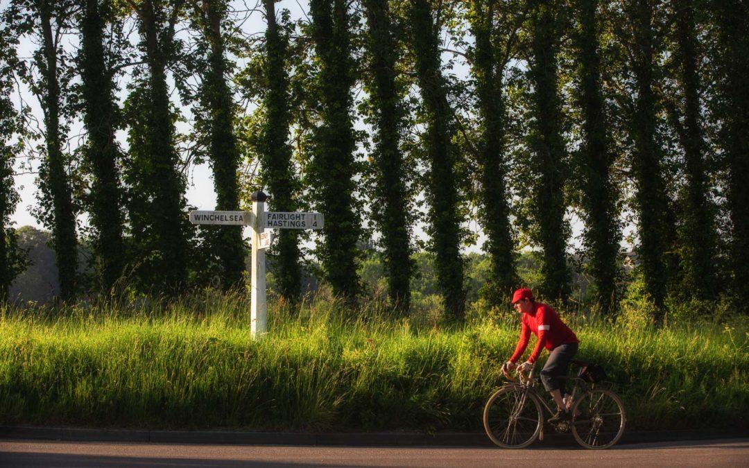 English Miles, Rosemary Lane
