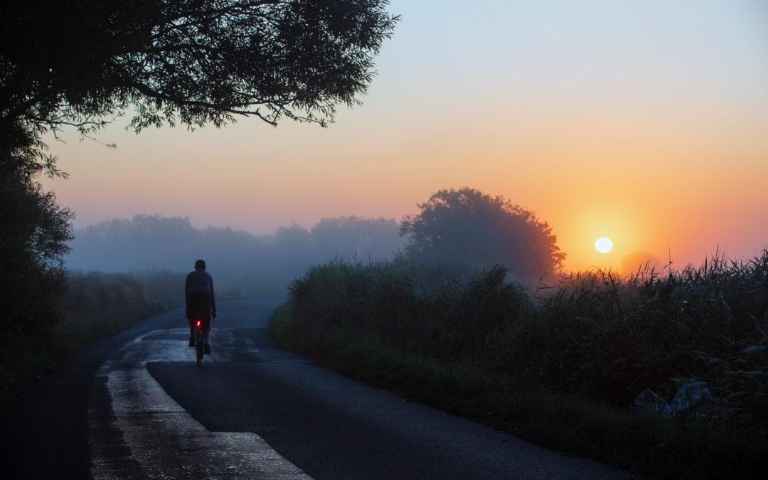Ground Mist, Sunrise