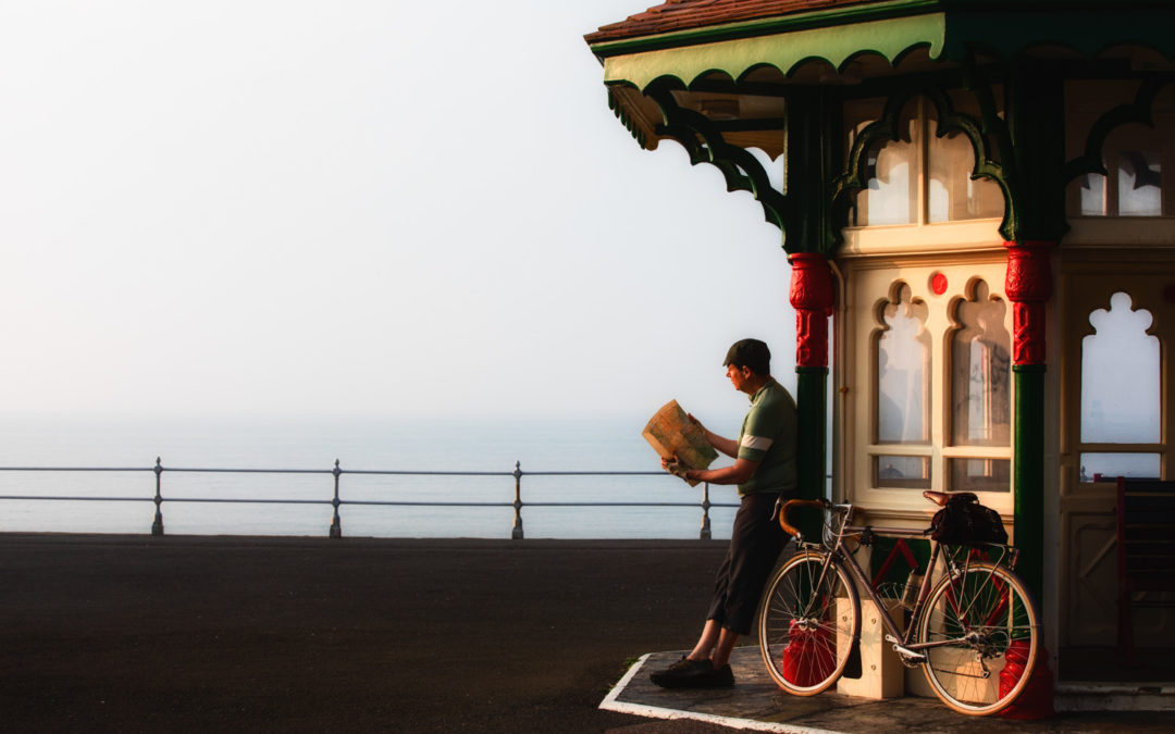 Early Morning, Bexhill Seafront