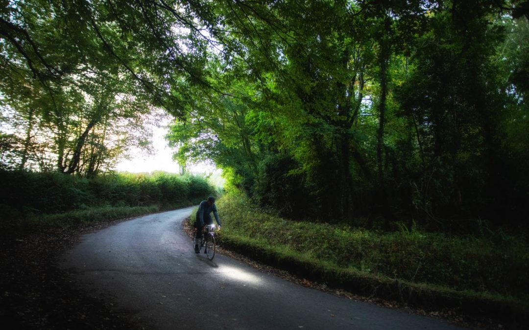 Descending, Penshurst Lane
