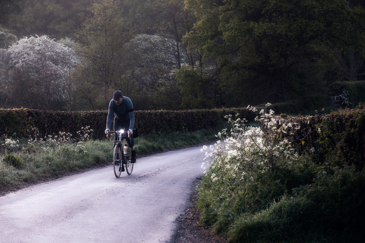 Cycling in Sussex - Guestling