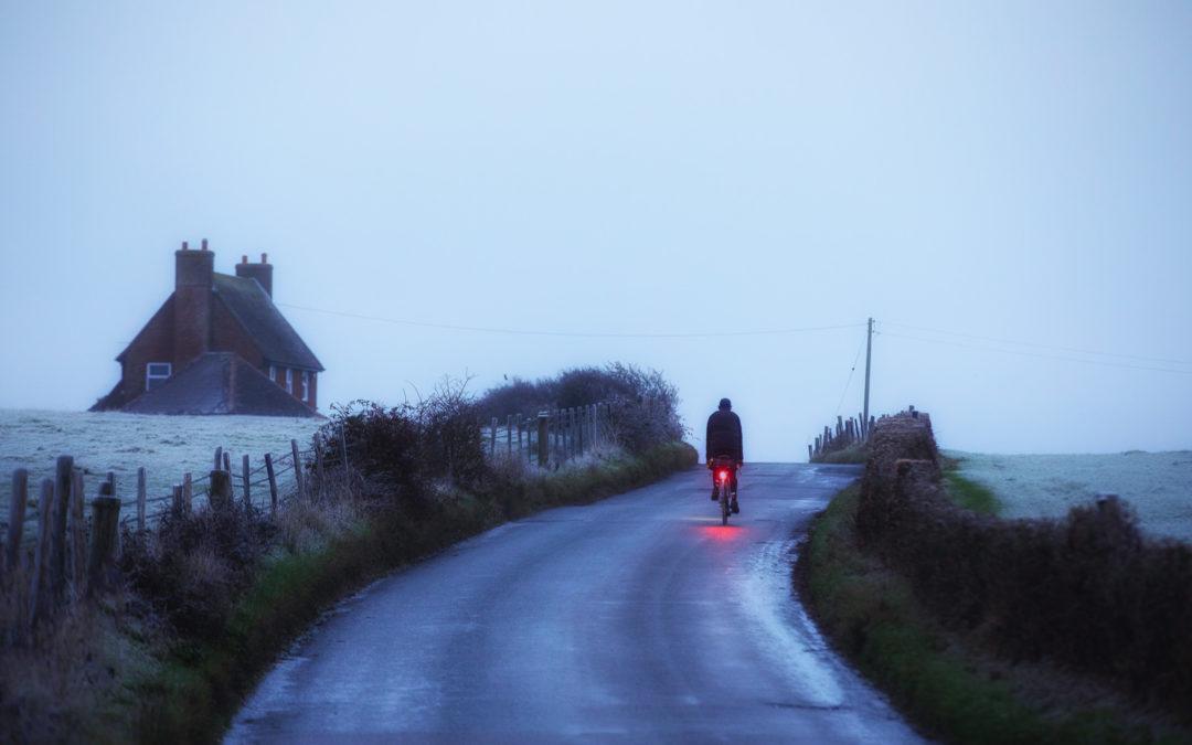 Freezing Mist, Old Marsh Road