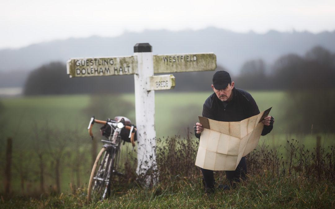 Pathfinding, Near Doleham, East Sussex