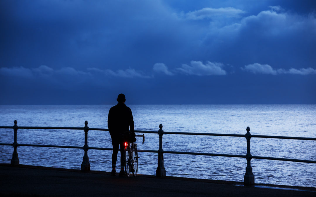 Winter Storm Over The Channel, Bexhill-on-Sea