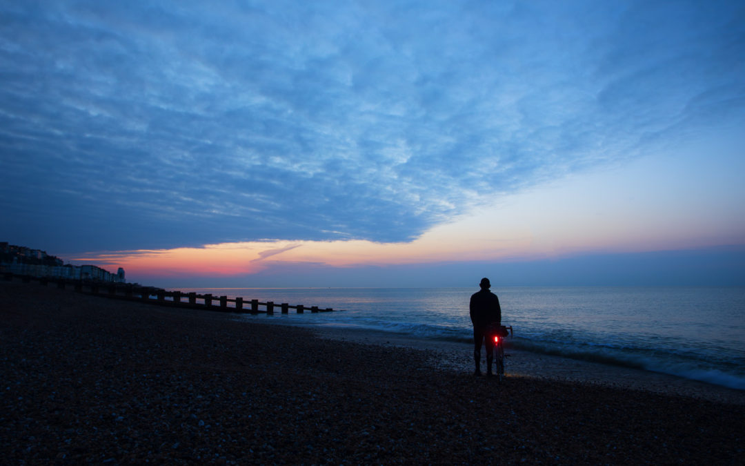 Blue Hour on the Seafront, St Leonards-on-Sea