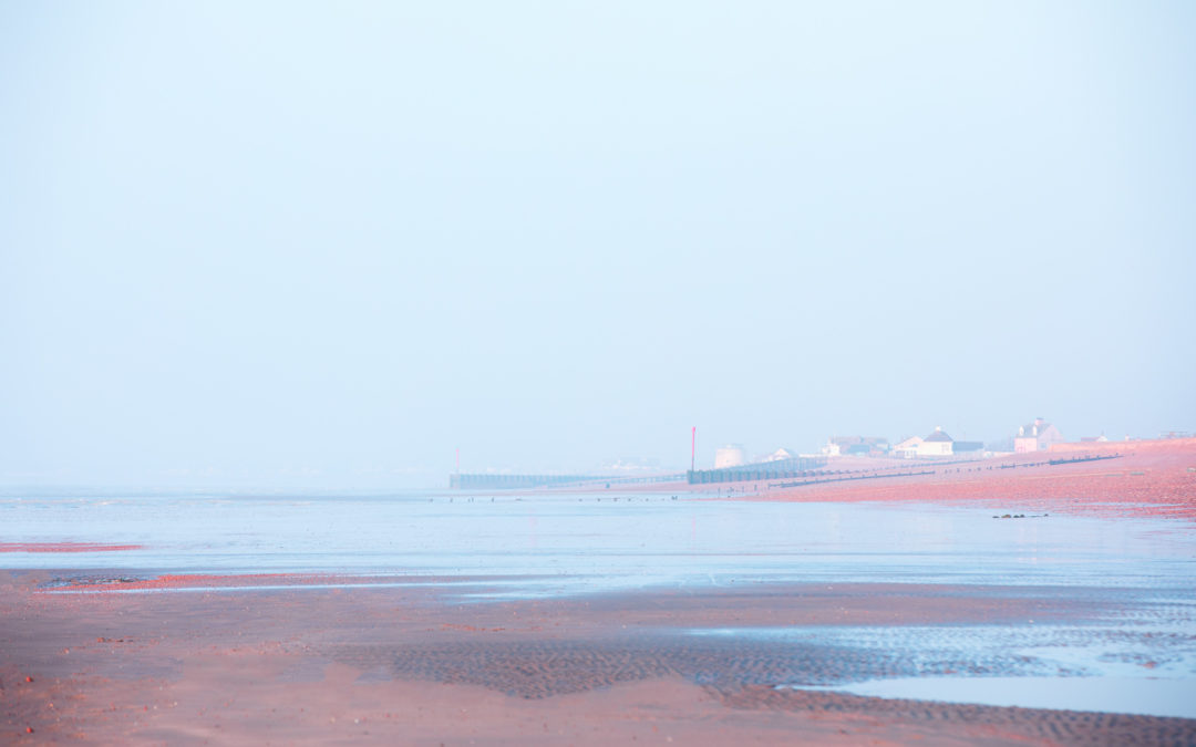Early Morning Sea Mist, Norman's Bay