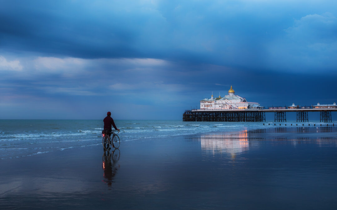 Distant Places, The Pier at Eastbourne