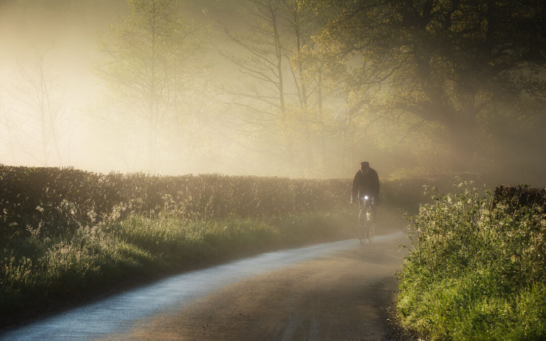 The Misty Hollows, Daybreak in the Sussex Weald