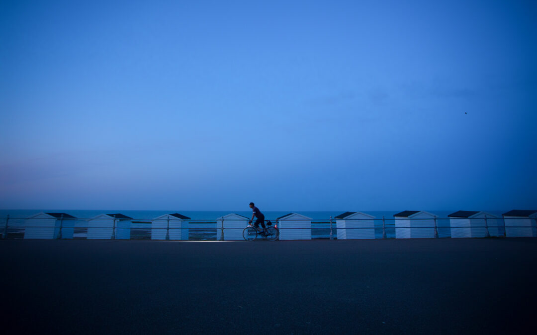 Take A Spin Along The Boardwalk,  Bexhill-on-Sea