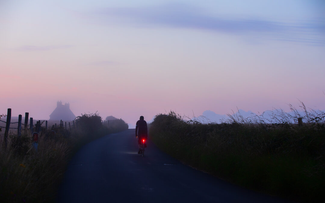 Pastels at Dawn, Old Marsh Road, East Sussex