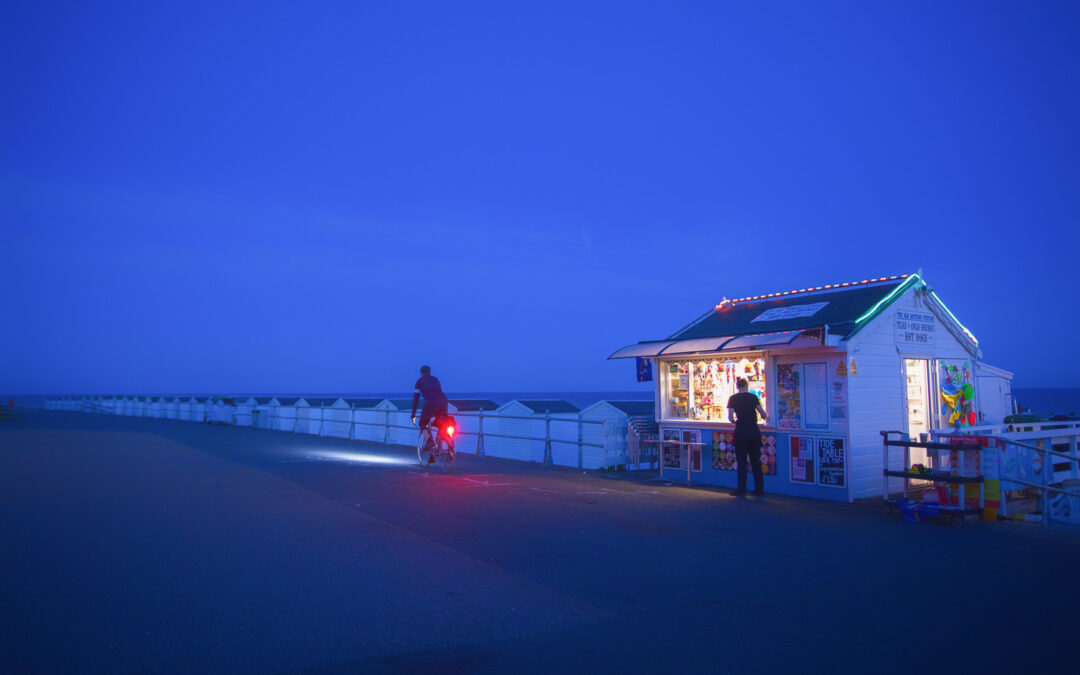Last Call, Warm Summer's Night, Bexhill-on-Sea